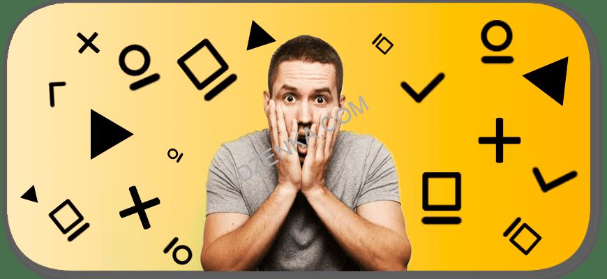Яндекс Дзен что означают значки под статьей